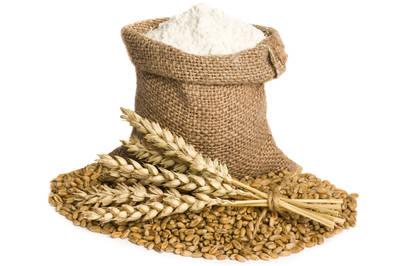 Mouka z mlýnku na obilí Sana