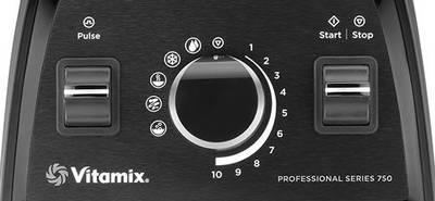 Ovládací panel mixéru Vitamix Super Pro 750