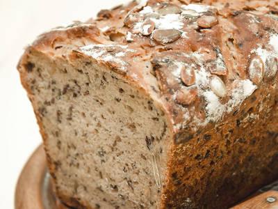 Chléb z chytré pekárny Sana