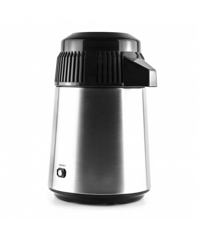 Destilační přístroj Aqua Compact (v provedení chrom)
