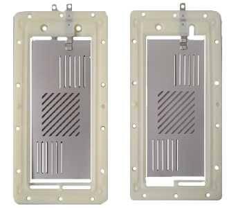 Destičkové elektrody, poddřezový ionizátor vody Revelation II