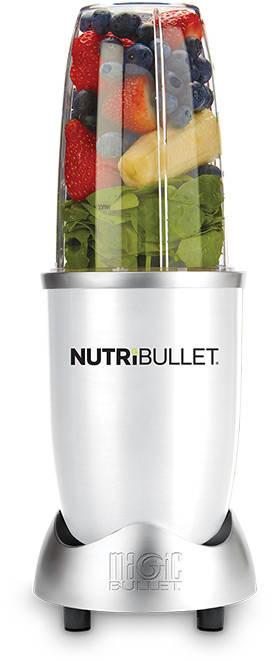 Nutribullet bílý