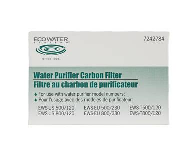 Náhradní uhlíkový filtr pro destilační přístroj Aqua