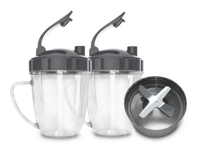 Přídavné nádoby nutribullet