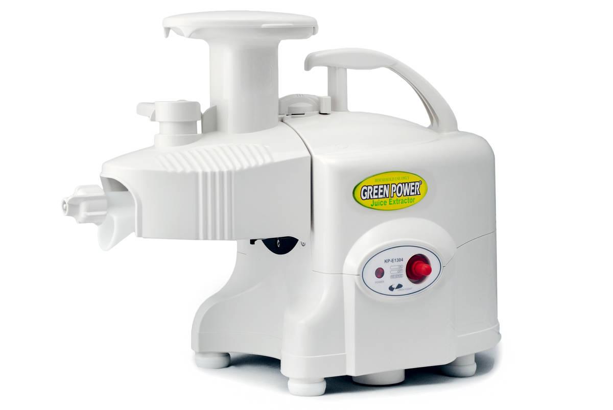Dvouhřídelový odšťavňovač Green Power Kempo Exclusive Pro