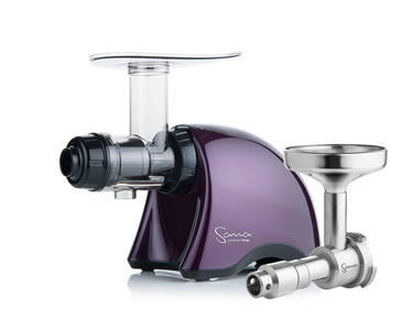 Sana juicer EUJ-707 Purple Plum + Sana Oil Extractor EUJ-702
