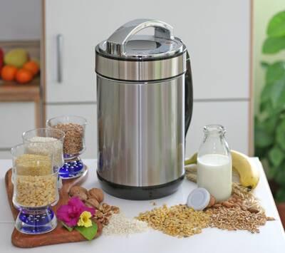 výrobník rostlinného mléka Vegan Star Active