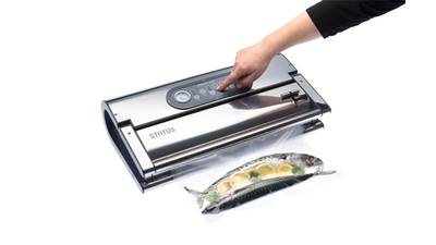 Status commercial vacuum sealer fish