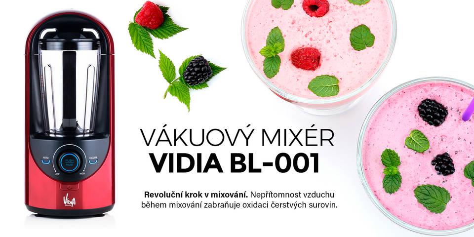 VÁKUOVÝ MIXÉR VIDIA BL-001