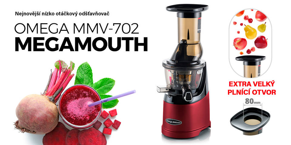 OMEGA MMV-702 MEGAMOUTH