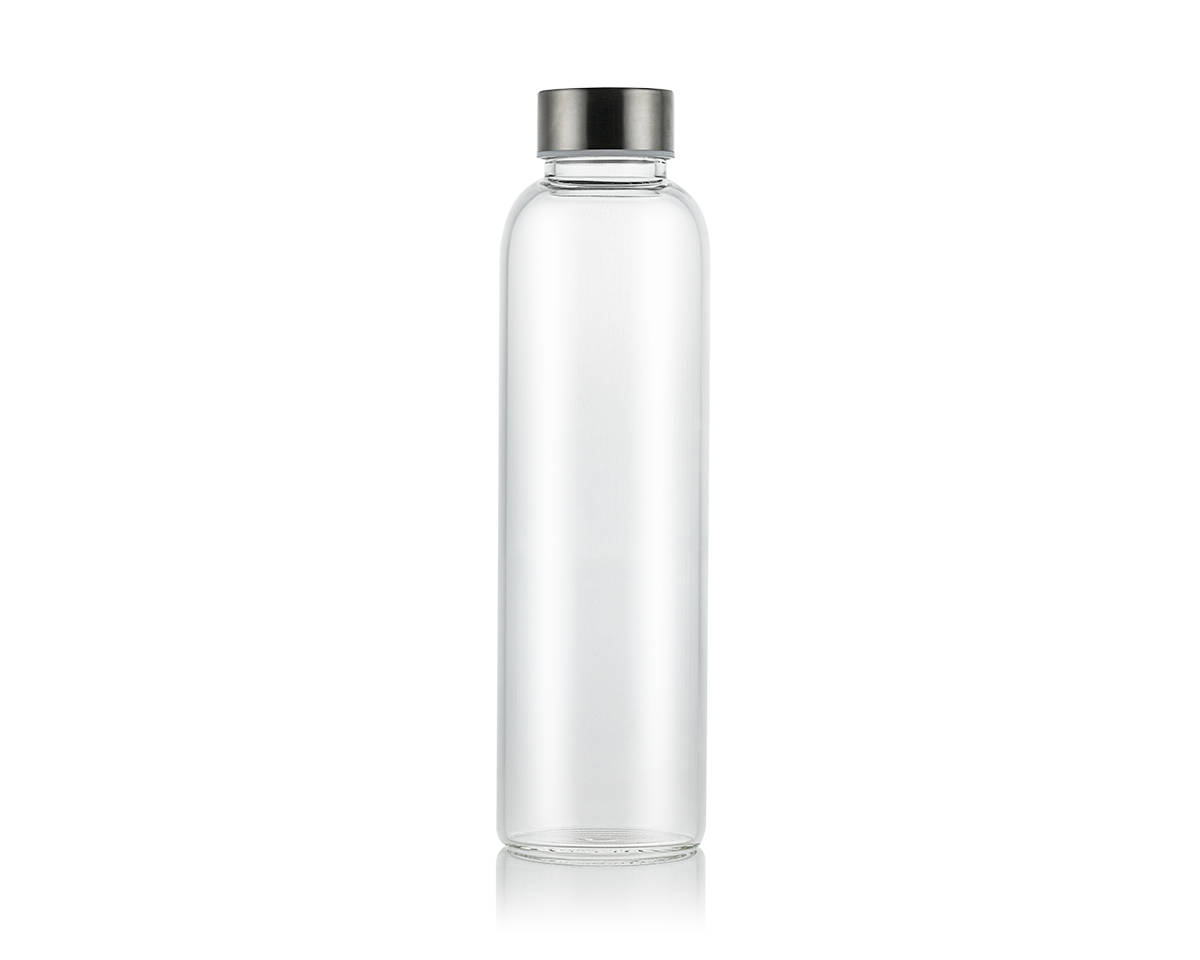 Lahev z borosilikátového skla o objemu 350 ml