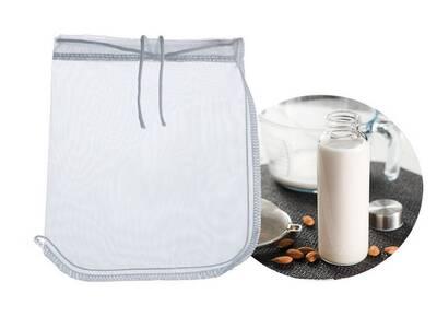 pytlík na výrobu rostlinného mléka