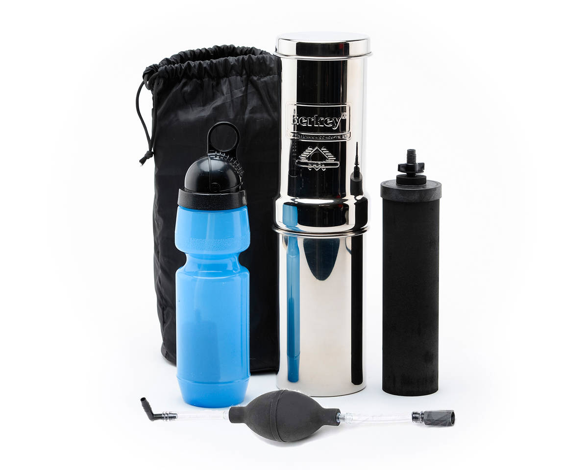 vodní filtr Go Berkey Kit | Sana-Store.cz
