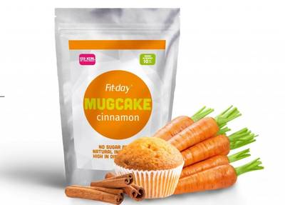 Fit-day mugcake cinnamon 90g 1