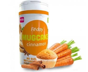 Fit-day mugcake cinnamon 600g 1