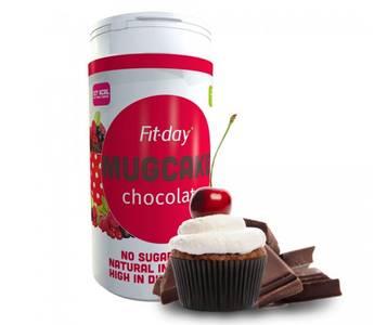 Fit-day mugcake chocolate 600g 1
