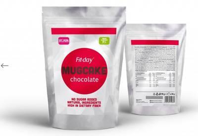 Fit-day mugcake chocolate 90g 2