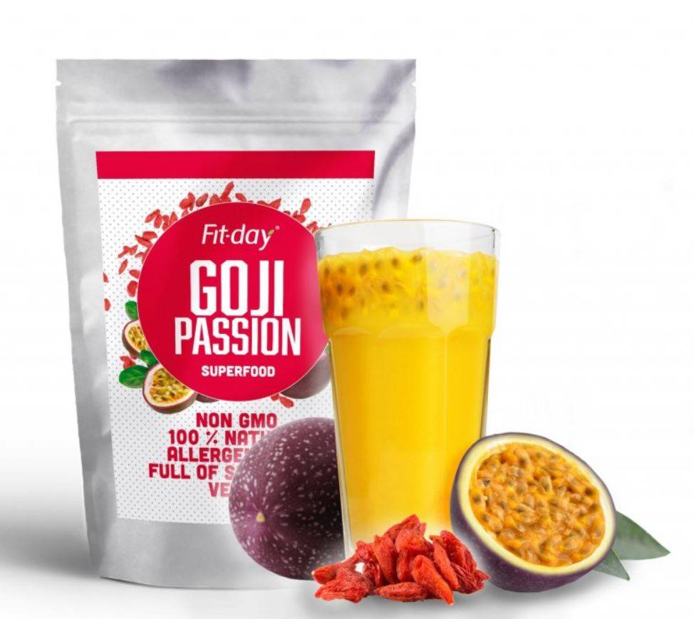 Fit-day Superfood goji-passion 90 g
