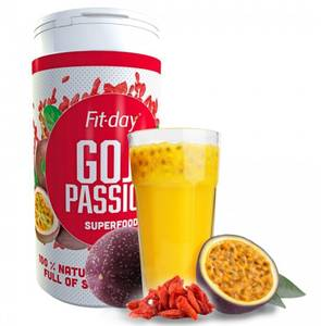 Fit-day goji passion 600g