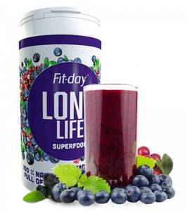 Fit-day long life 600g