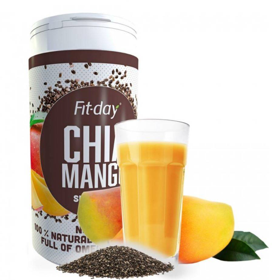 Fit-day chia mango 600g