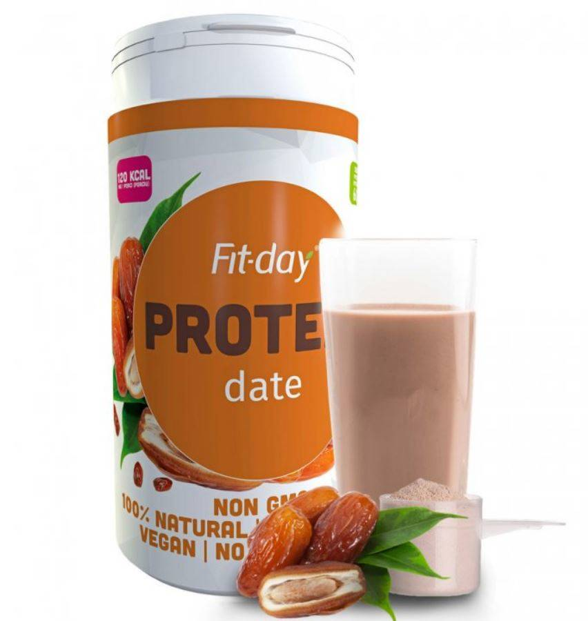 Fit-day Protein | datlový 600g