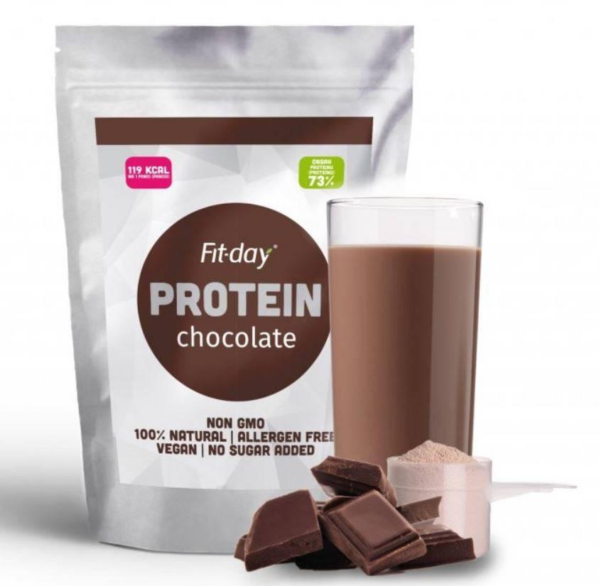 Fit-day Protein čokoláda 90 g
