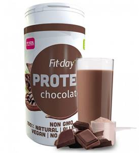 Protein chocolate 600g info