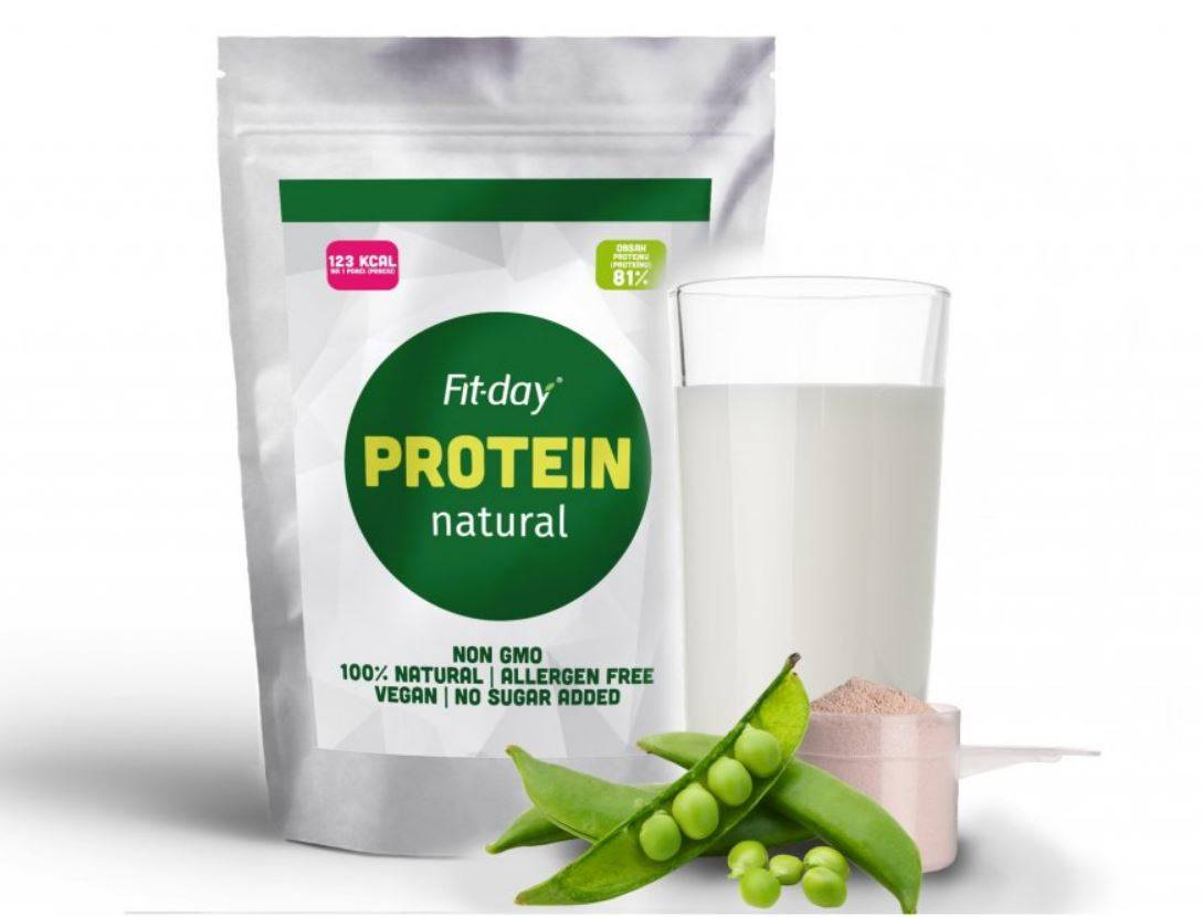 Fit-day Protein natural 90 g