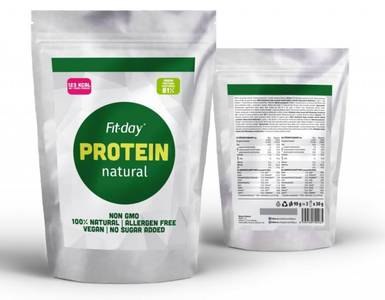 Protein natural 90g info