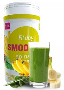 Fit-day spinach banana smoothie 600 g
