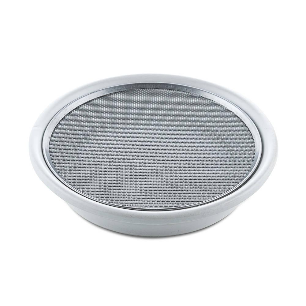 keramická miska na klíčení 16 cm bílá
