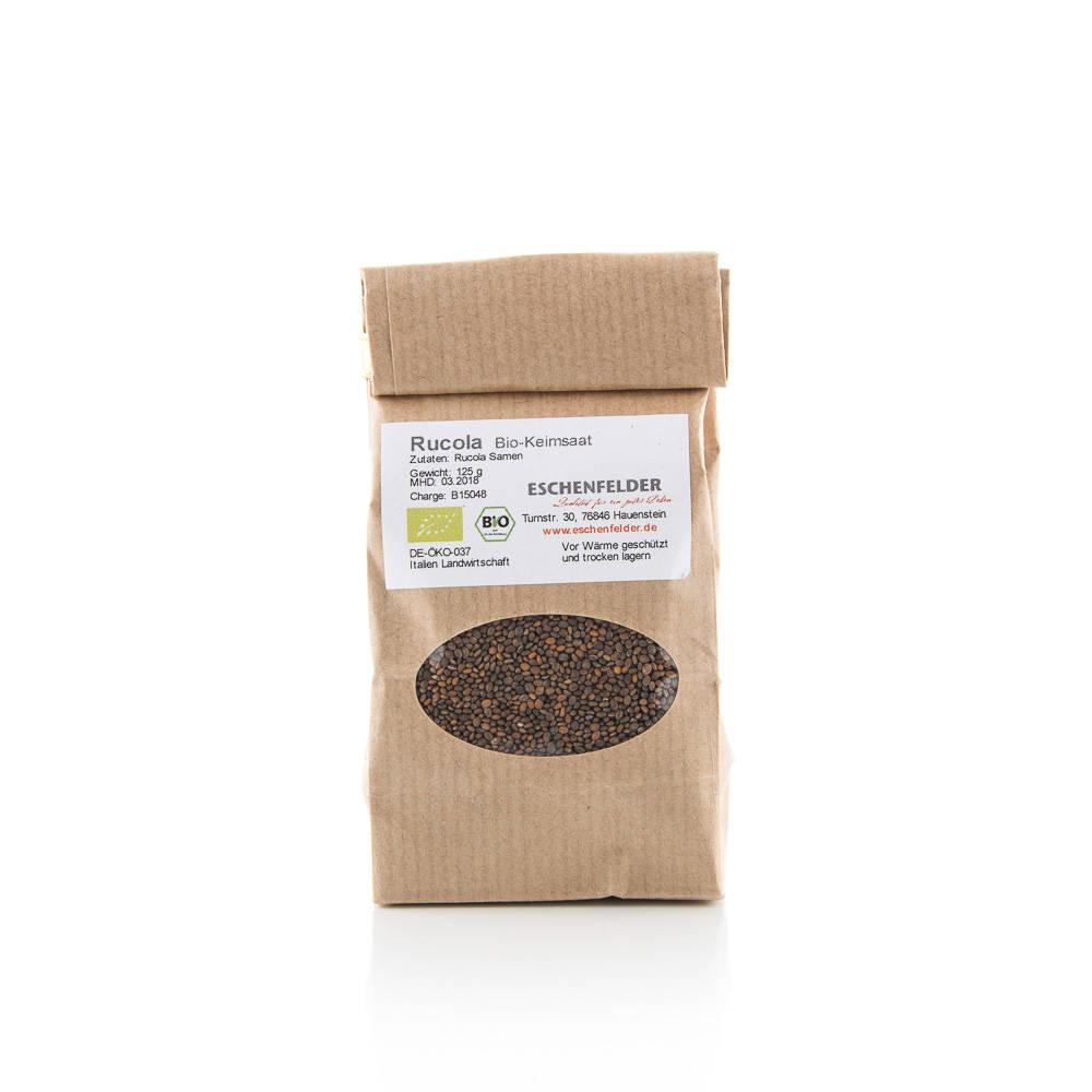 Rukola BIO semena na klíčení 125 g