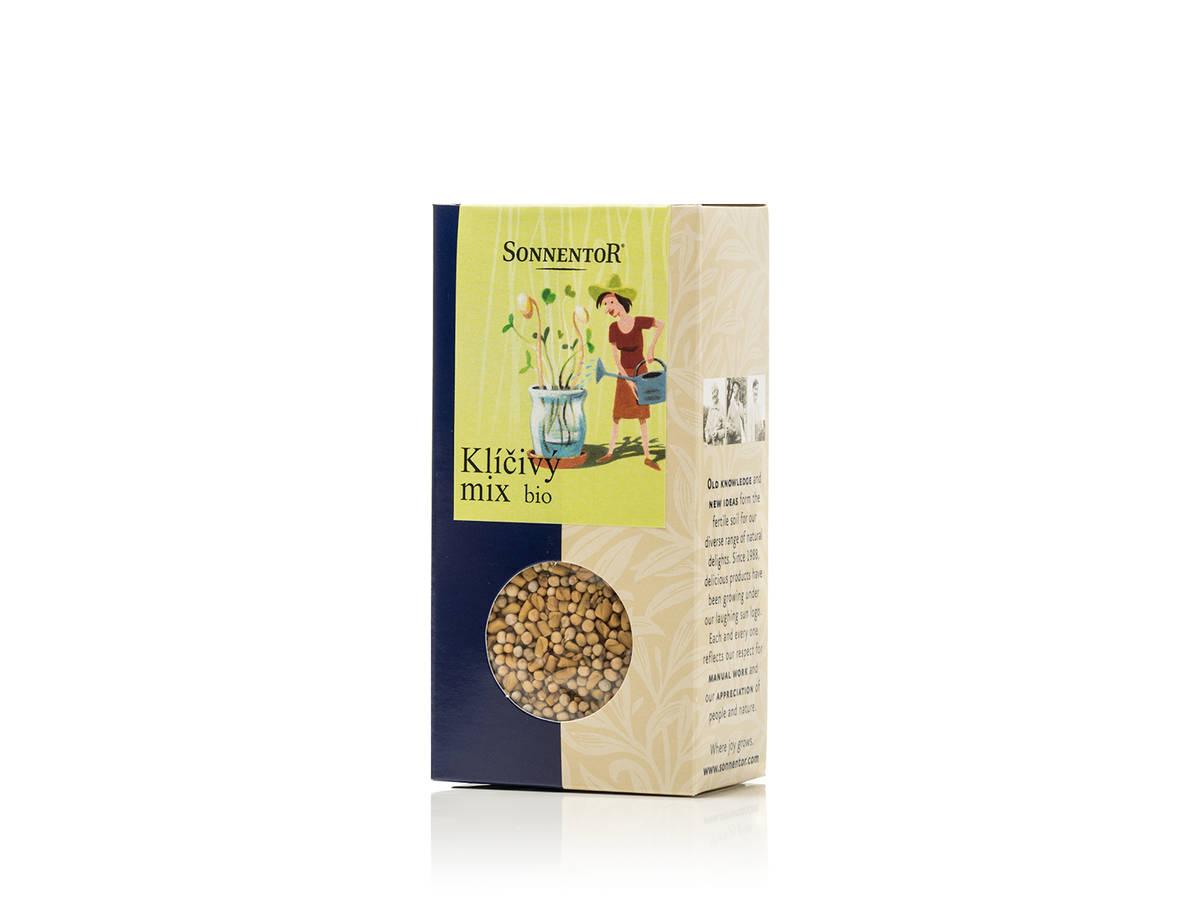 Klíčivý mix BIO semena na klíčení 120 g