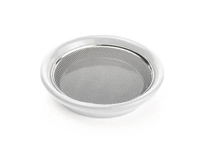 klíčicí miska 12 cm bílá