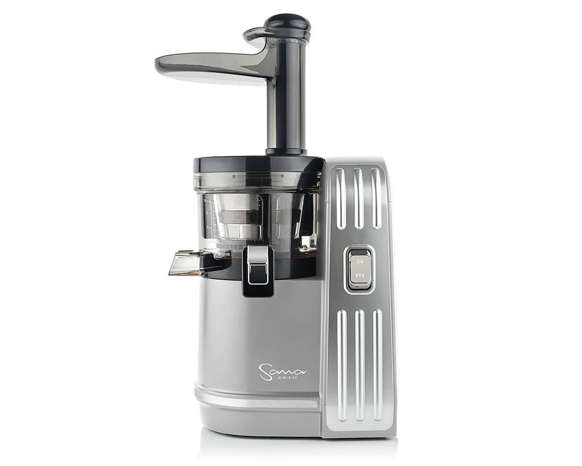 odšťavňovač Sana | EUJ-828 stříbrná