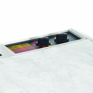 ovládací panel sušičky Excalibur 4526 T bílá