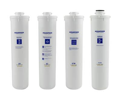Reverzní osmóza Aquaphor - filtrační vložky