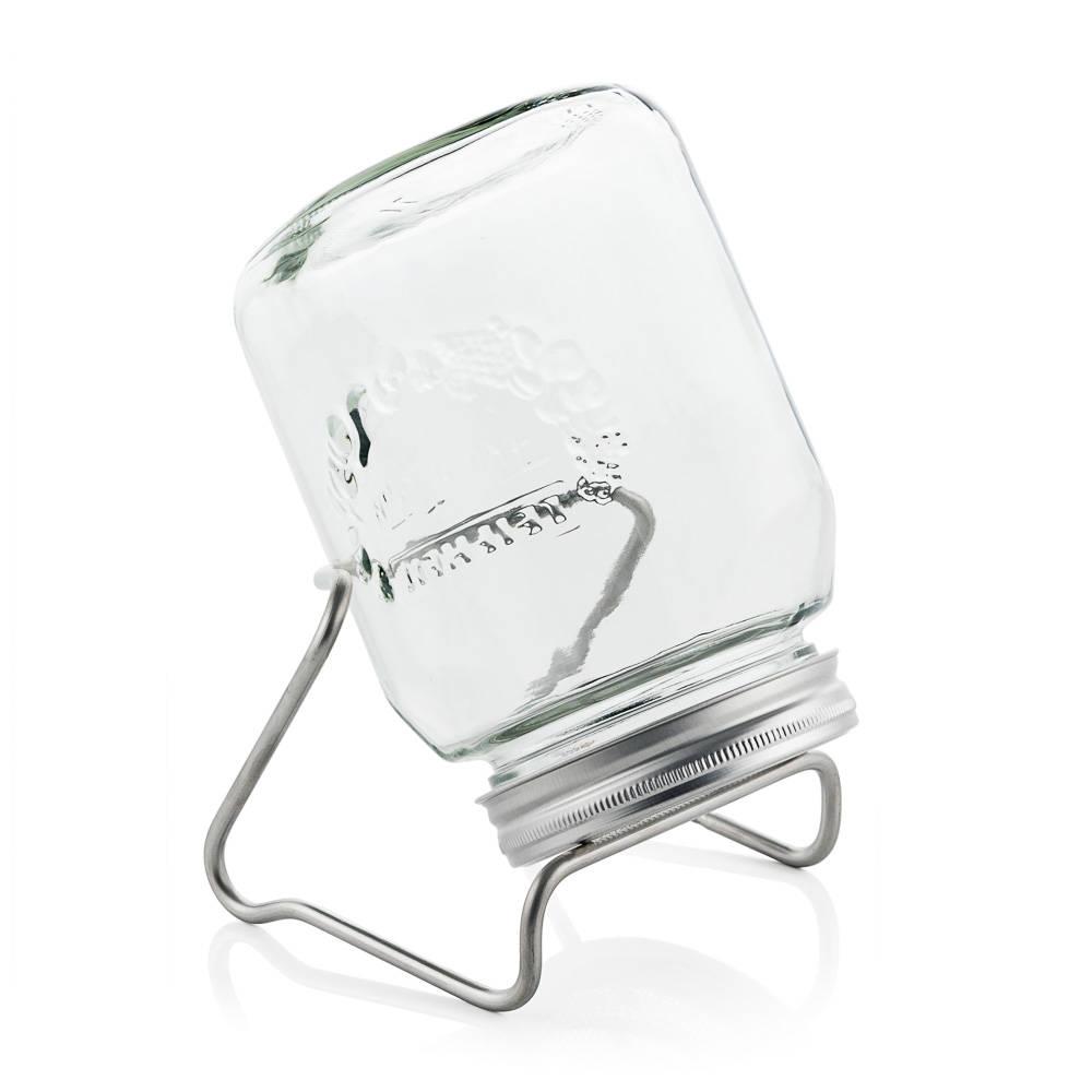 sklenice na klíčení 1000 ml