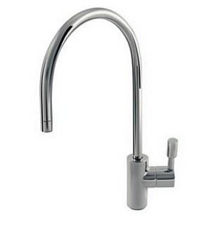 externí kohoutek filtrované vody moderní
