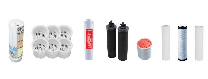 náhradní filtry