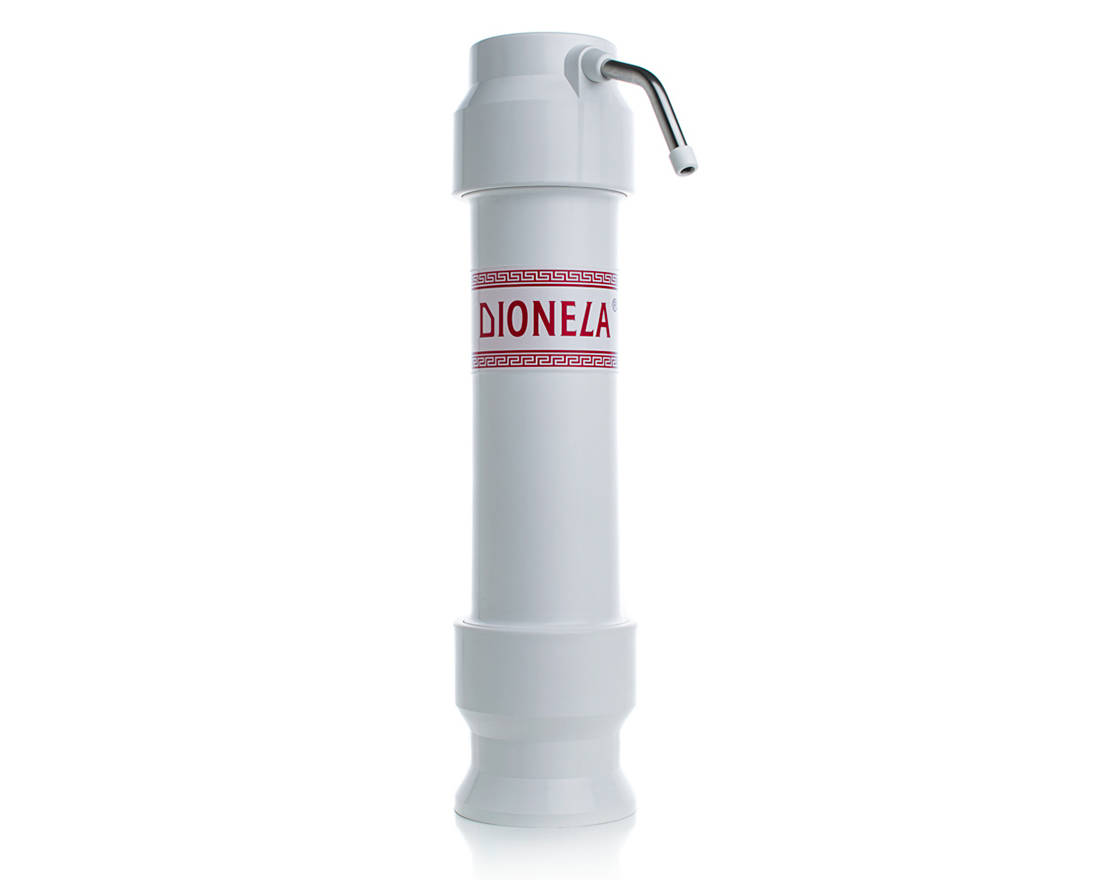 vodní filtr Dionela FTK3 na tvrdou vodu
