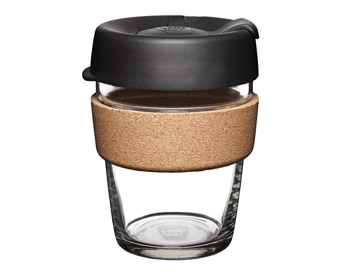 KeepCup (340 ml) ESPRESSO | skleněný termo hrnek