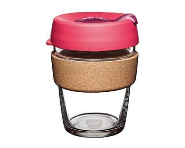 KeepCup (340 ml) FLUTTER | skleněný hrnek