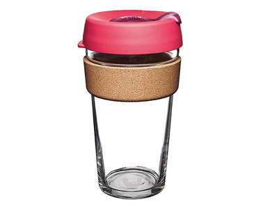 KeepCup (454 ml) FLUTTER | skleněný hrnek