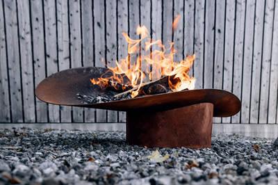ohniště Höfats Ellipse