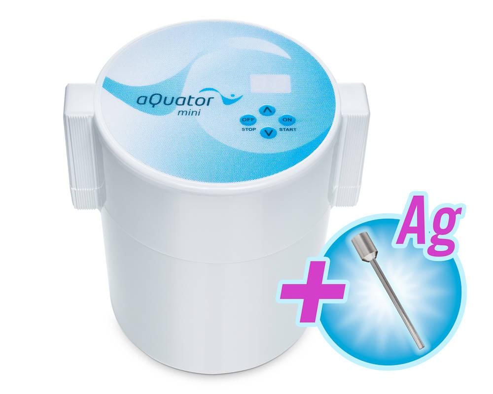 Aquator mini silver