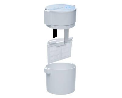 Aquator mini - složení