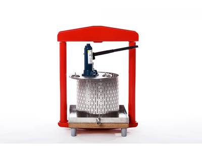hydraulický moštovač