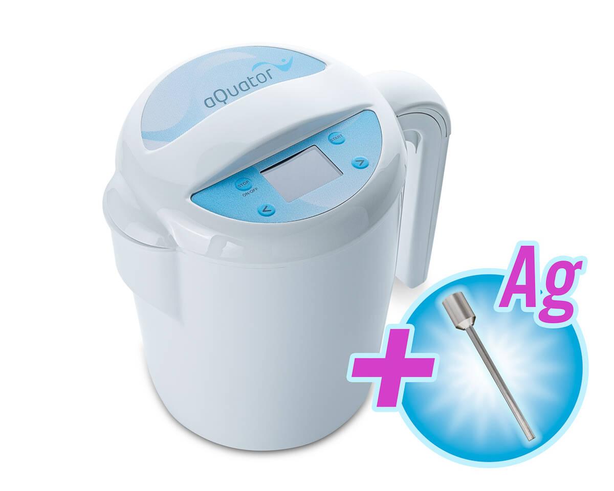ionizátor vody aQuator Silver